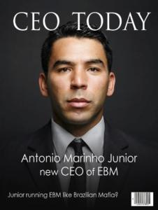 CEO Today magazineMarinho